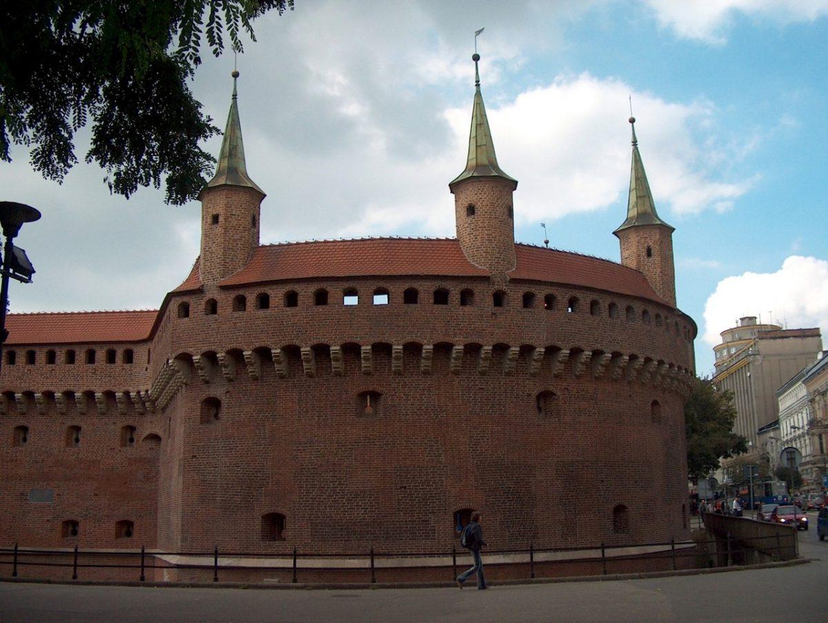Krużganki na Wawelu