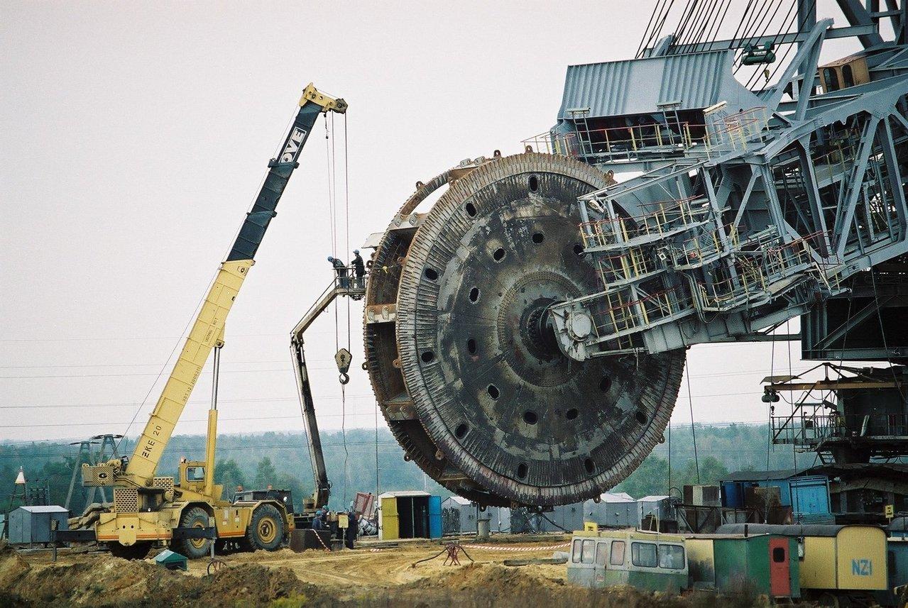 Górnicze skanseny